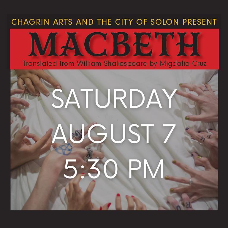 MACBETH Aug. 7