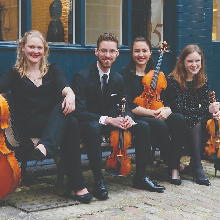 Music in the Park: Callisto Quartet