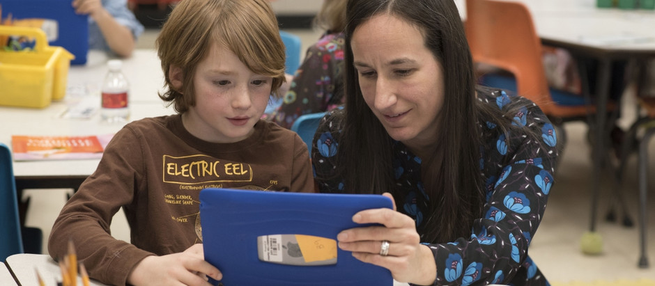 K-3 Teachers Getting New iPads for Upcoming School Year
