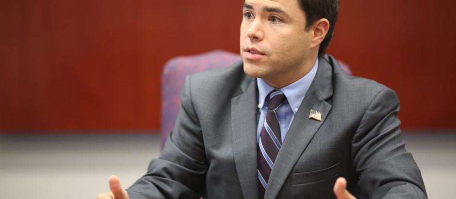 Don't arm teachers, NC schools chief Mark Johnson says..