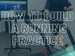 3 Ways to Build a Running Practice