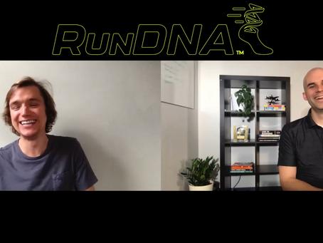 Geoff Burns PhD and Elite Ultra Runner