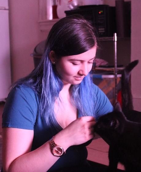 Jessica and Cat