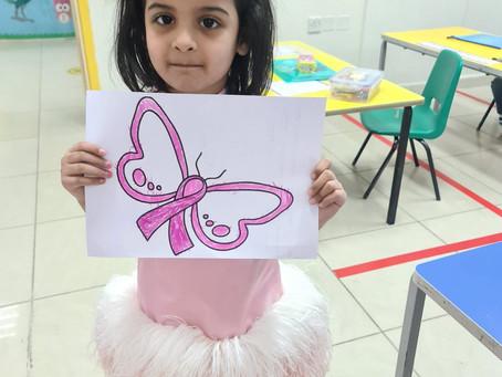 Kindergarten Pink Day Celebration