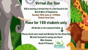 Virtual Zoo Tour