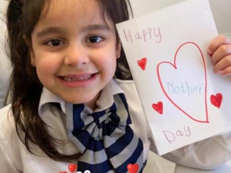 Kindergarten Mother's Day