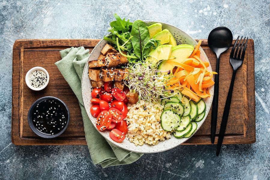 bigstock-Buddha-Bowl-With-Tofu-Avocado-3