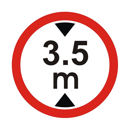 Vehicle's Height Limited