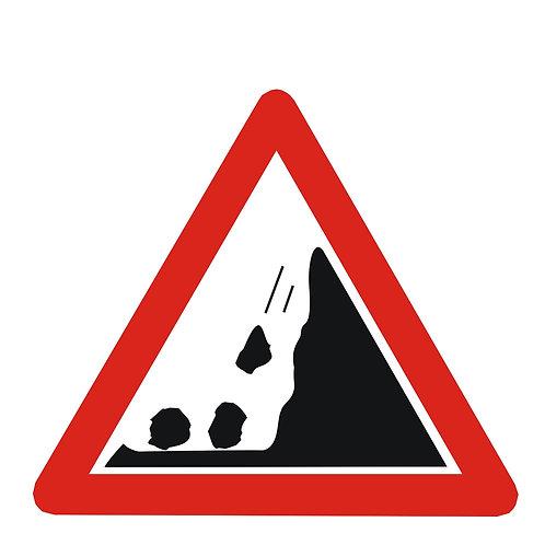 Falling Road or Soil