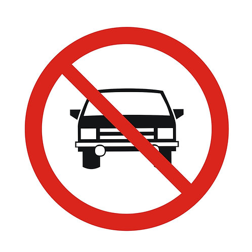 Auto Prohibited