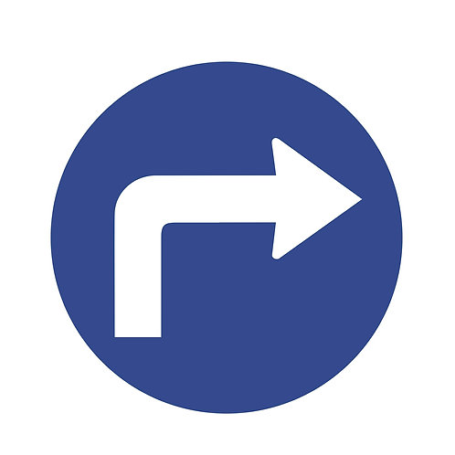 Turn Right Direction