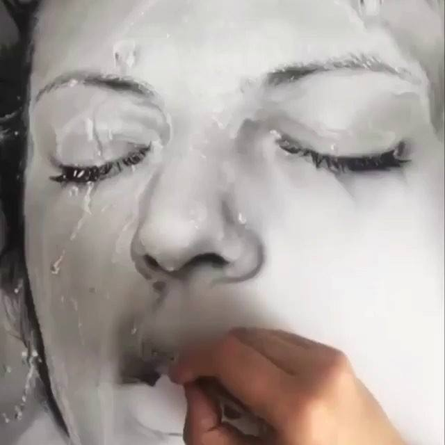 #Repost @krestniy ・・・Amazing video of a Krestniy work in progress #platform #platformartandculture #krestniy #art #drawing #artoftheday #artdaily #video #workinprogress