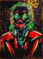 The Joker by Gilda Garza