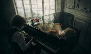 The Muse by Dmitry Rogozhkin