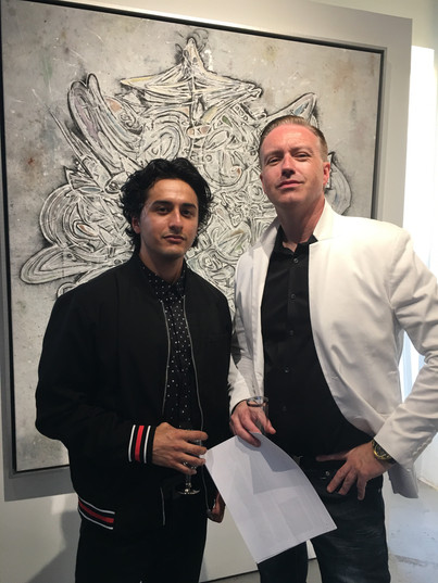 Lyko and DeClare Los Angeles Gallery Castelli
