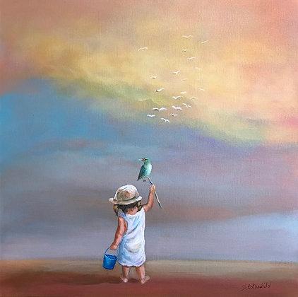 Bye-bye Birde by Danuta Rothschild