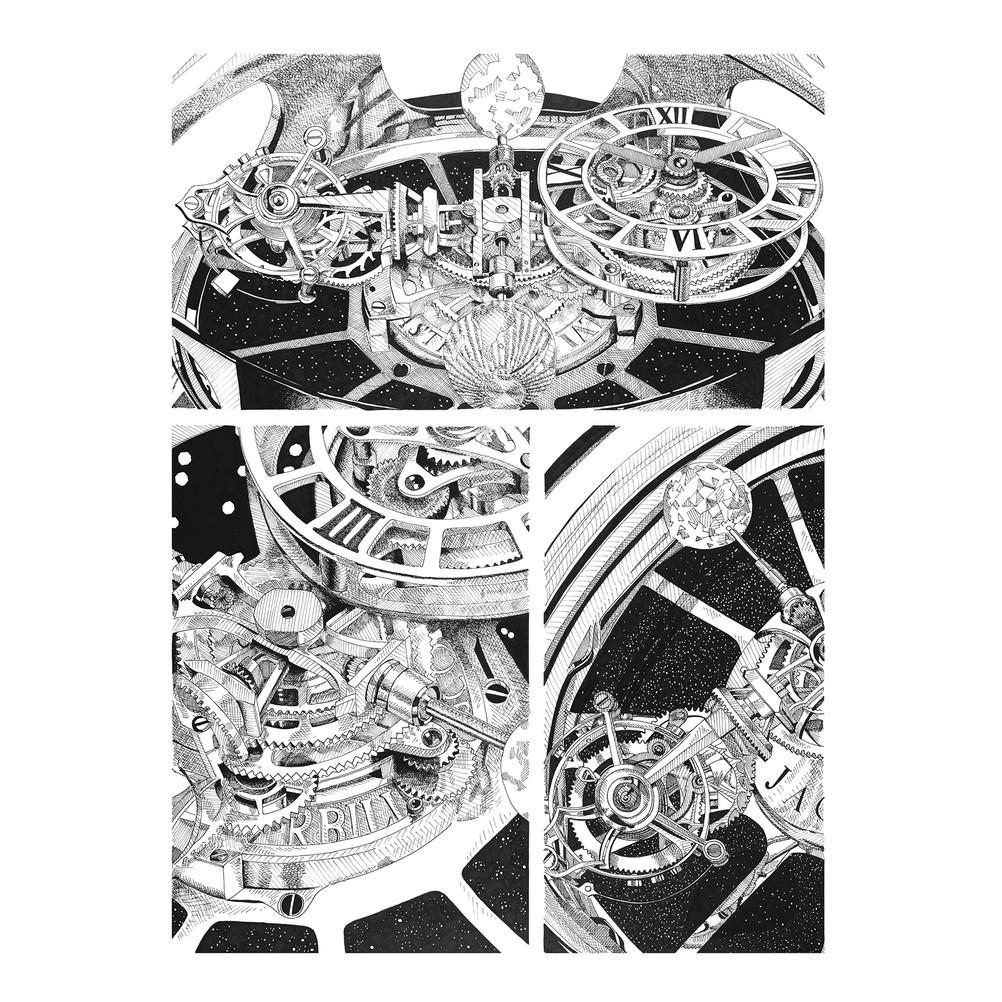 The Astronomia Tourbillon