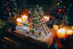 Christmas Time by Dmitry Rogozhkin