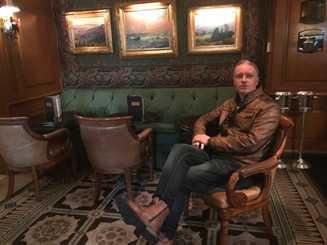 Philip at The Penisula Hotel, Beverly Hills
