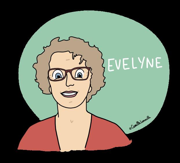 La joie... racontée par Evelyne Tuau