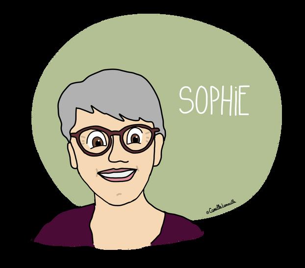 La joie ... racontée par Sophie Locatelli