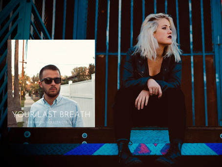 Violetta Collaco and Bob Varo are pushing boundaries with 'Your Last Breath'