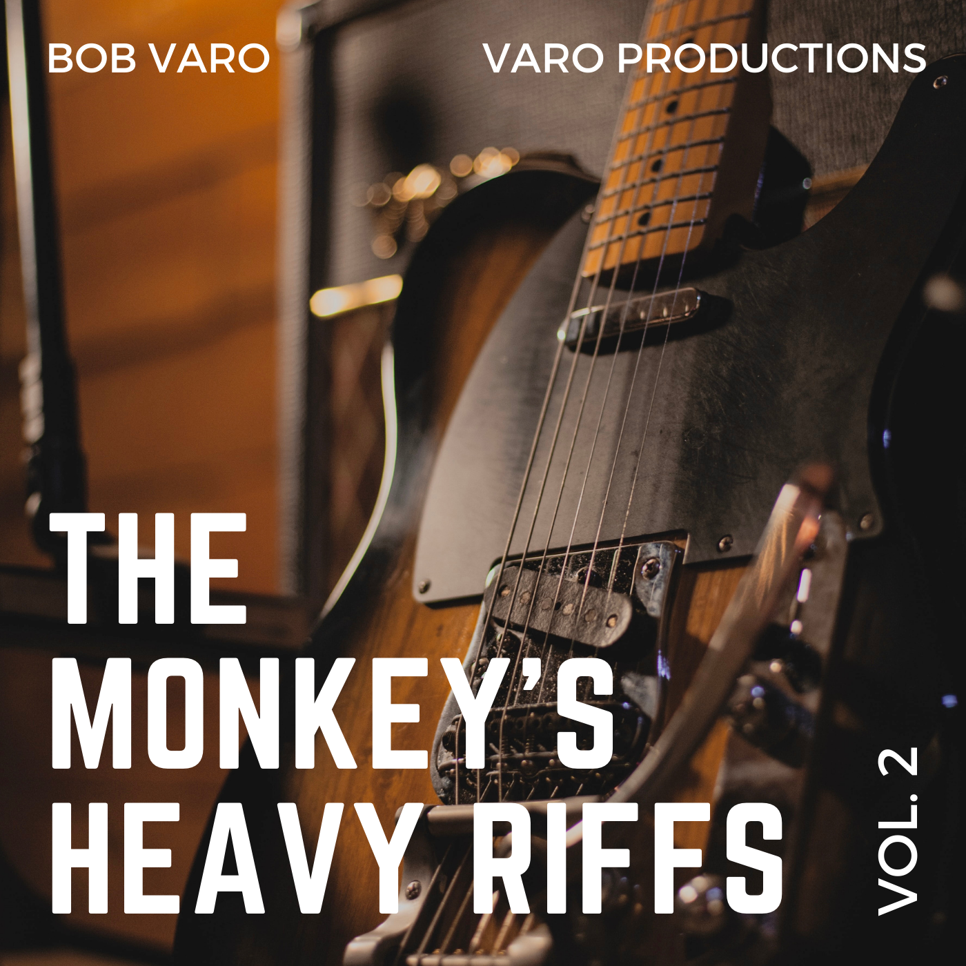The Monkey's Heavy Riffs - Vol. 2.png
