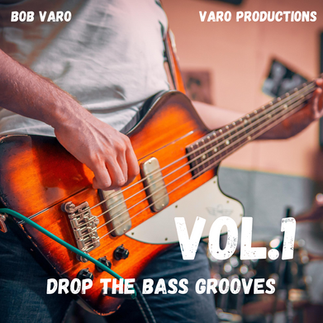 Drop The Bass Grooves - Vol.1 - Cover.pn