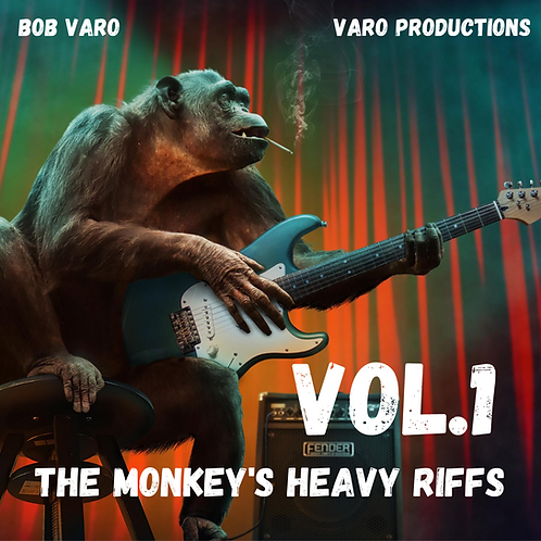 The Monkey's Heavy Riffs - Vol.1