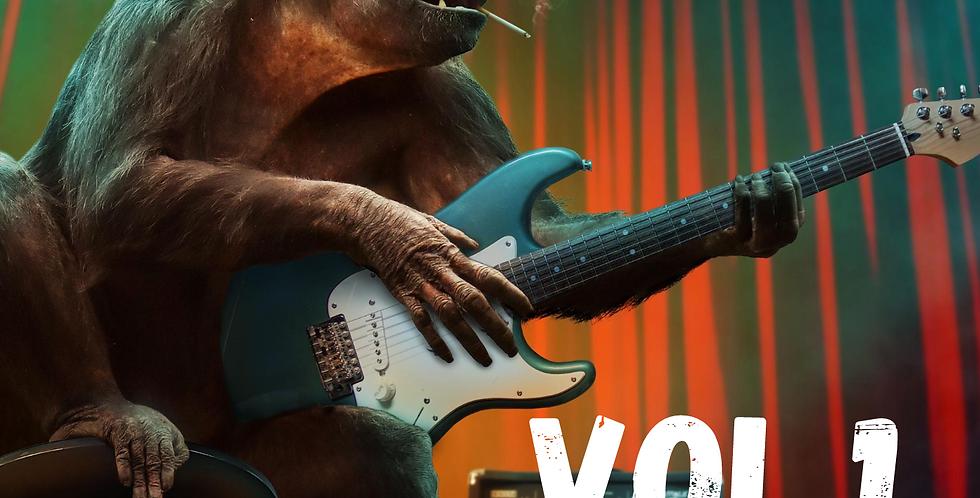 The Monkey's Heavy Riffs - Vol.1