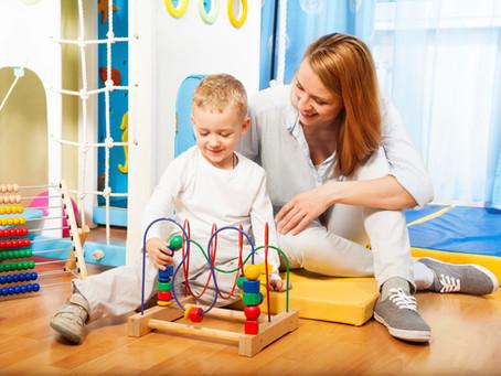 Como brincar com uma criança com Autismo?