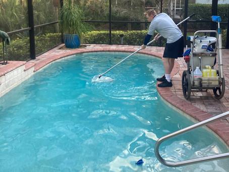 Weekly Pool Maintenance 101