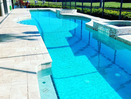 What is the perfect pool temperature?