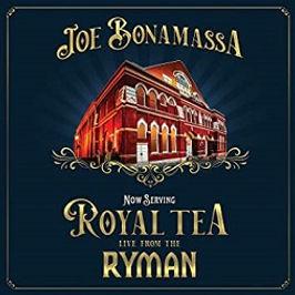 Joe Bonamassa – Now Serving(colon) Royal