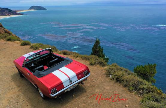 Mustang rear cliff