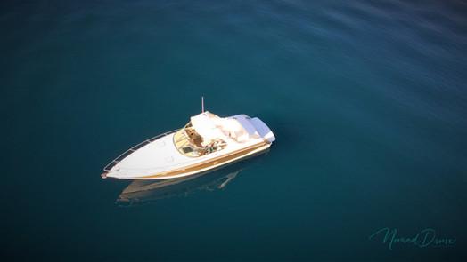 Boat Mirrored