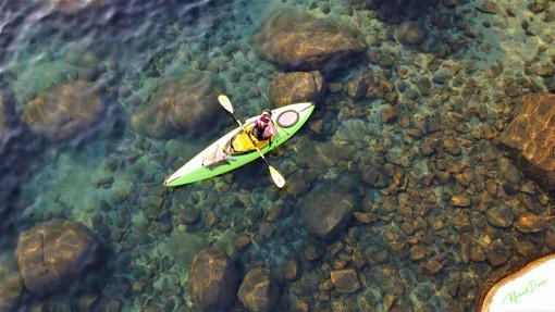 Kayaker I SEE YOU