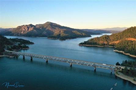 Lake Shasta Bridge