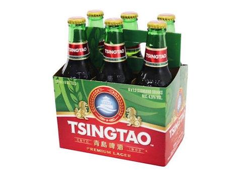 Add on 6 pack Tsingtao