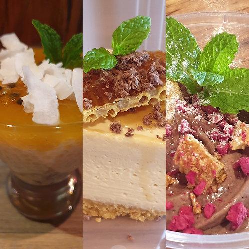Add on Dessert Tasting Selection