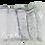 Thumbnail: オリジナル Tバッグショーツ (白地 水玉模様)10枚