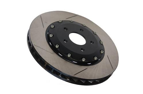 Brake rotors with hats (pair)