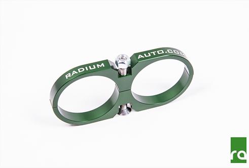 Radium 60mm double clamp