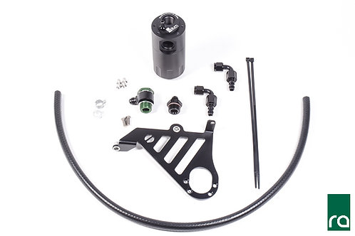 RADIUM FOCUS ST/RS ECOBOOST PCV Side Catch Can Kit