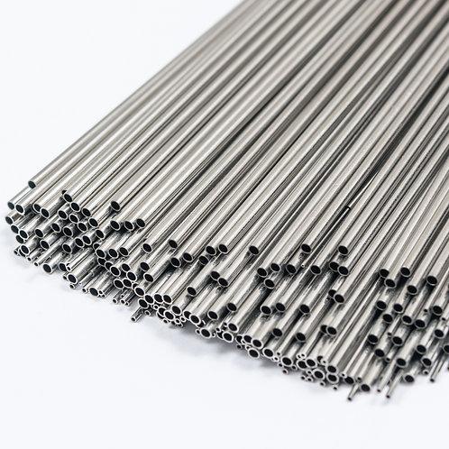 Stainless steel hard line