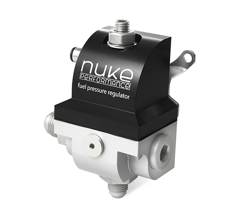 NUKE Performance adjustable fuel pressure regulator