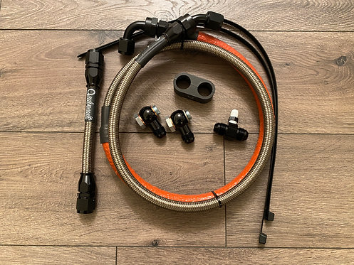 Clio 172/182 RHD high pressure power steering hose replacement kit