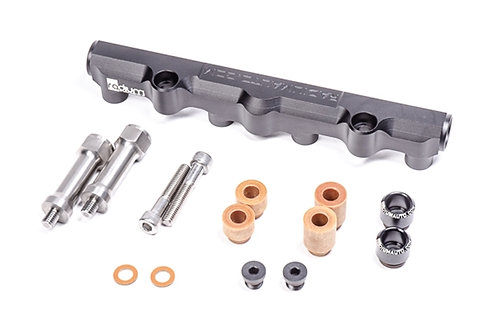 Radium Performance Fuel Rail MazdaRX7 FD3S 13B-REW Secondary