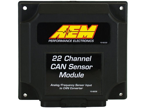 22 Channel CAN Sensor Module - Add a CD Dash to ANY Vehicle!