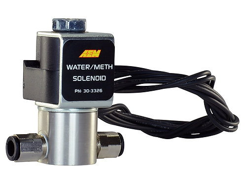 PN 30-3326 High-Flow Low-Current WMI Solenoid